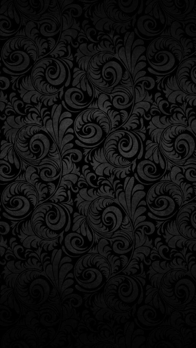iPhone 6 Wallpaper Dark Pattern 07 iPhone 6 Wallpapers 750x1334