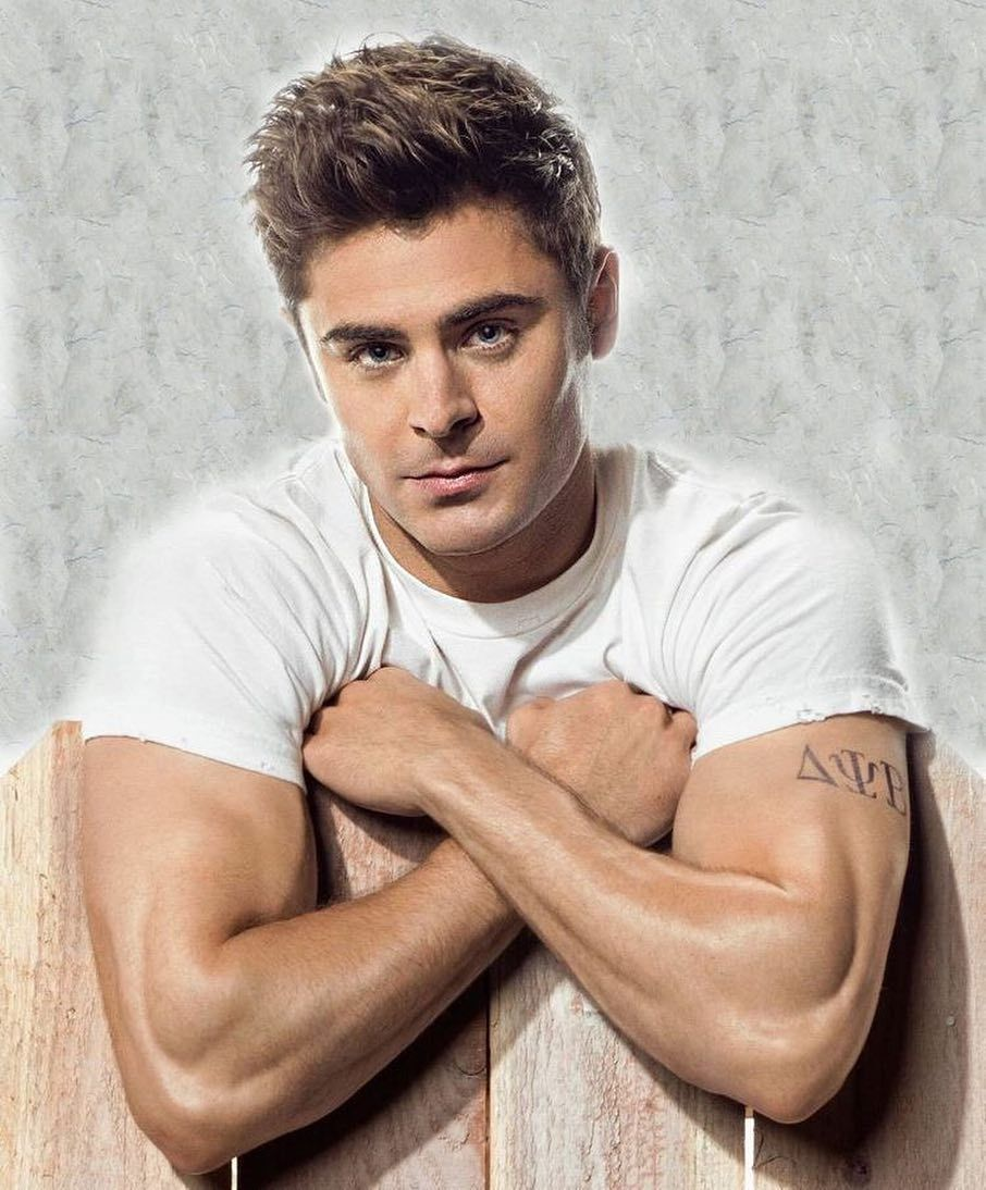 Instagram post by Zac Efron Fan Account Jan 5 2019 at 1107pm 906x1094