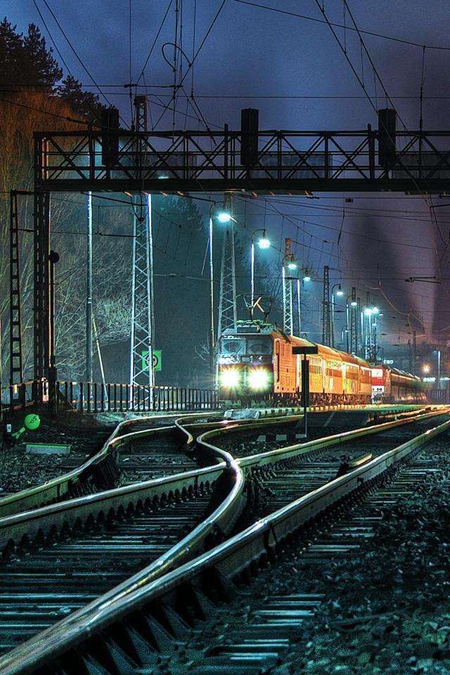 Train Screensavers And Wallpaper Wallpapersafari