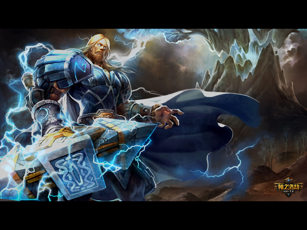 Smite Wallpapers Smite 1024x768