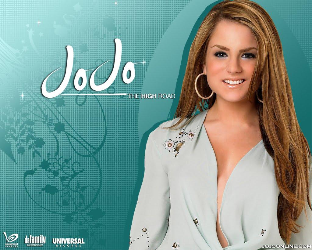Stylish Girl JoJo Wallpaper JoJo Hot And Spicy Pics 1024x819