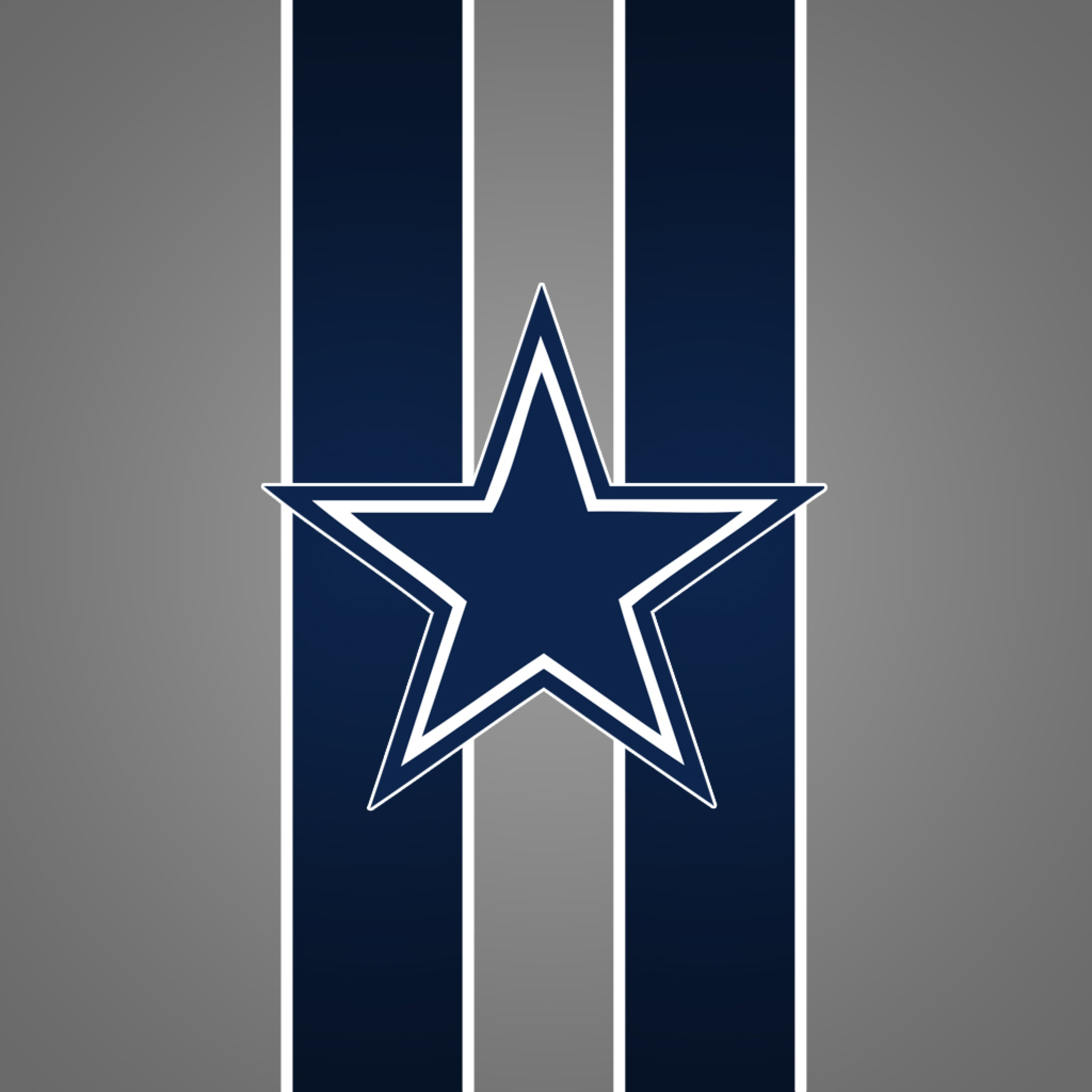 Dallas Cowboys iPad Wallpaper