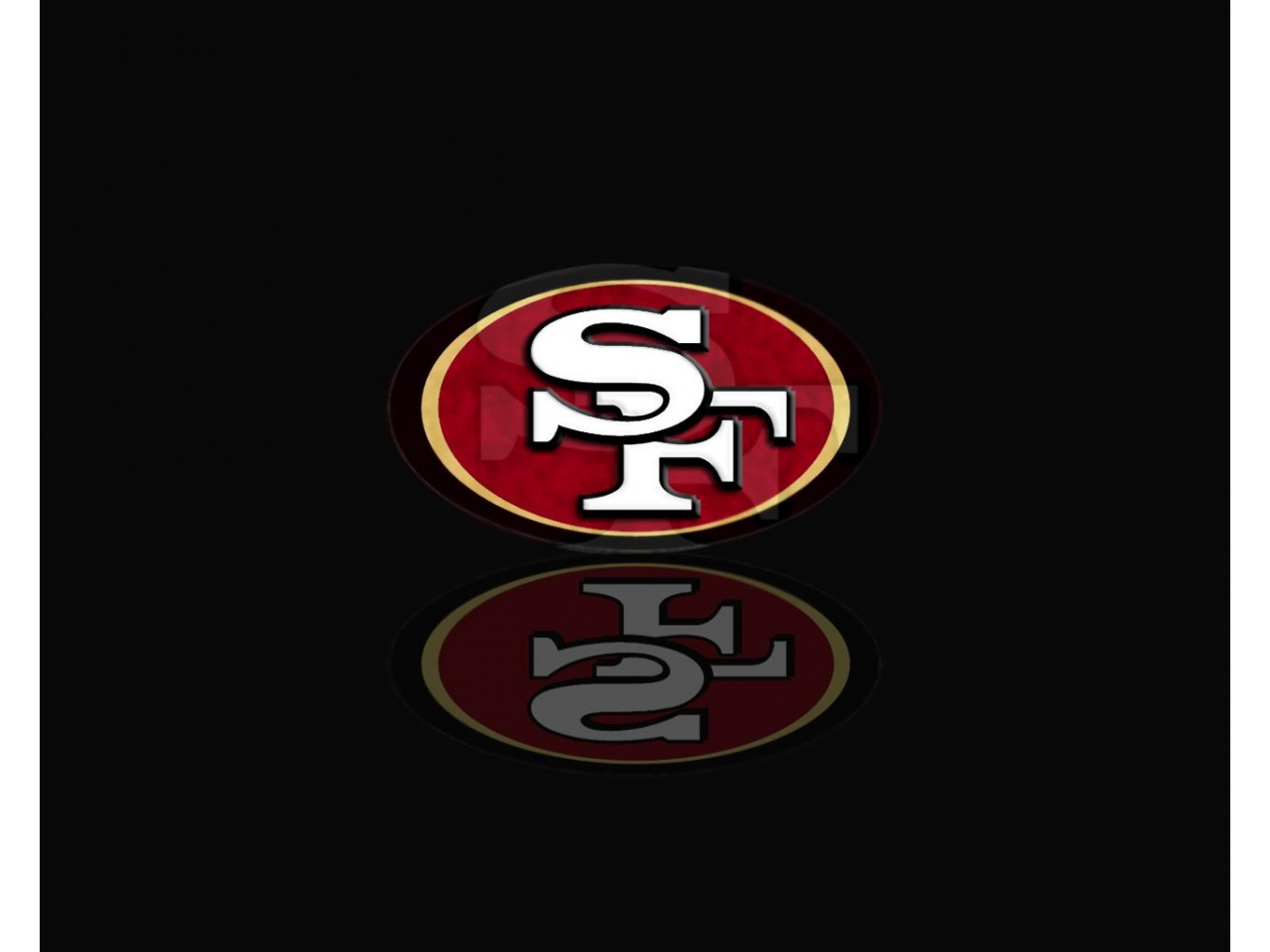 San Francisco 49ers wallpaper desktop background San Francisco 49ers 1280x960