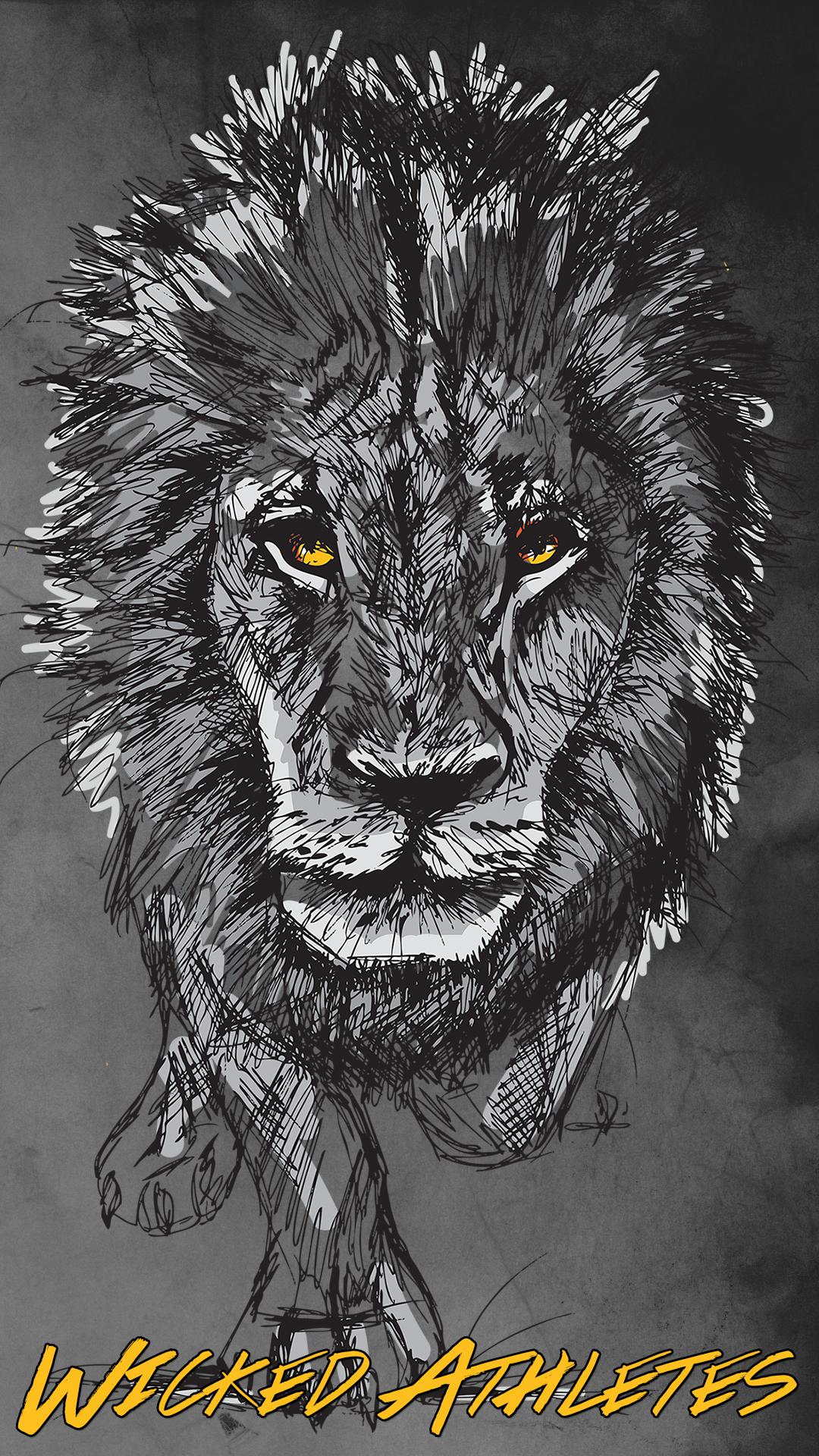 lion iphone 6 wallpaper wallpapersafari