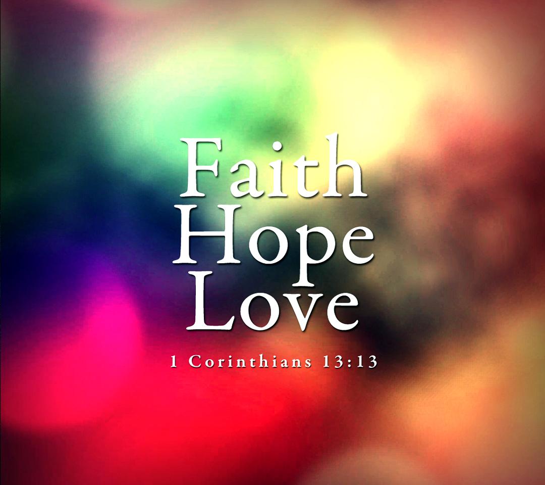 Faith hope love wallpaper wallpapersafari - Love wallpaper photo gallery ...