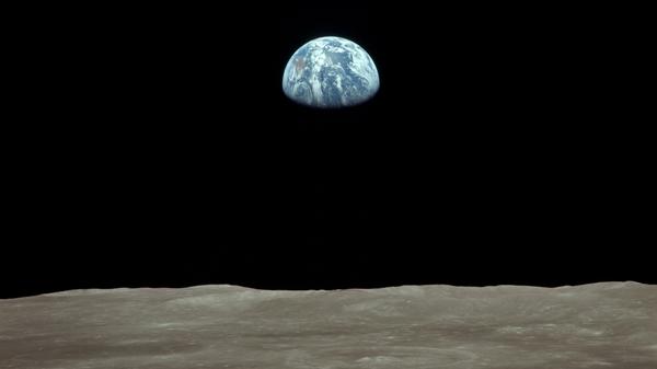 moon earth nasa astronomy physics earthrise Space NASA HD Wallpaper 600x337