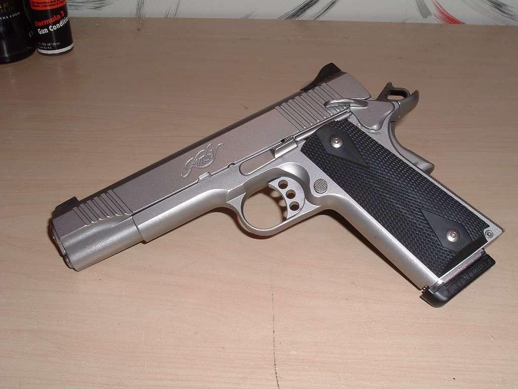 Pin Wallpaper Kimber Custom Crimson Carry Ii Gun Guns Holsters Ammo on 1024x768