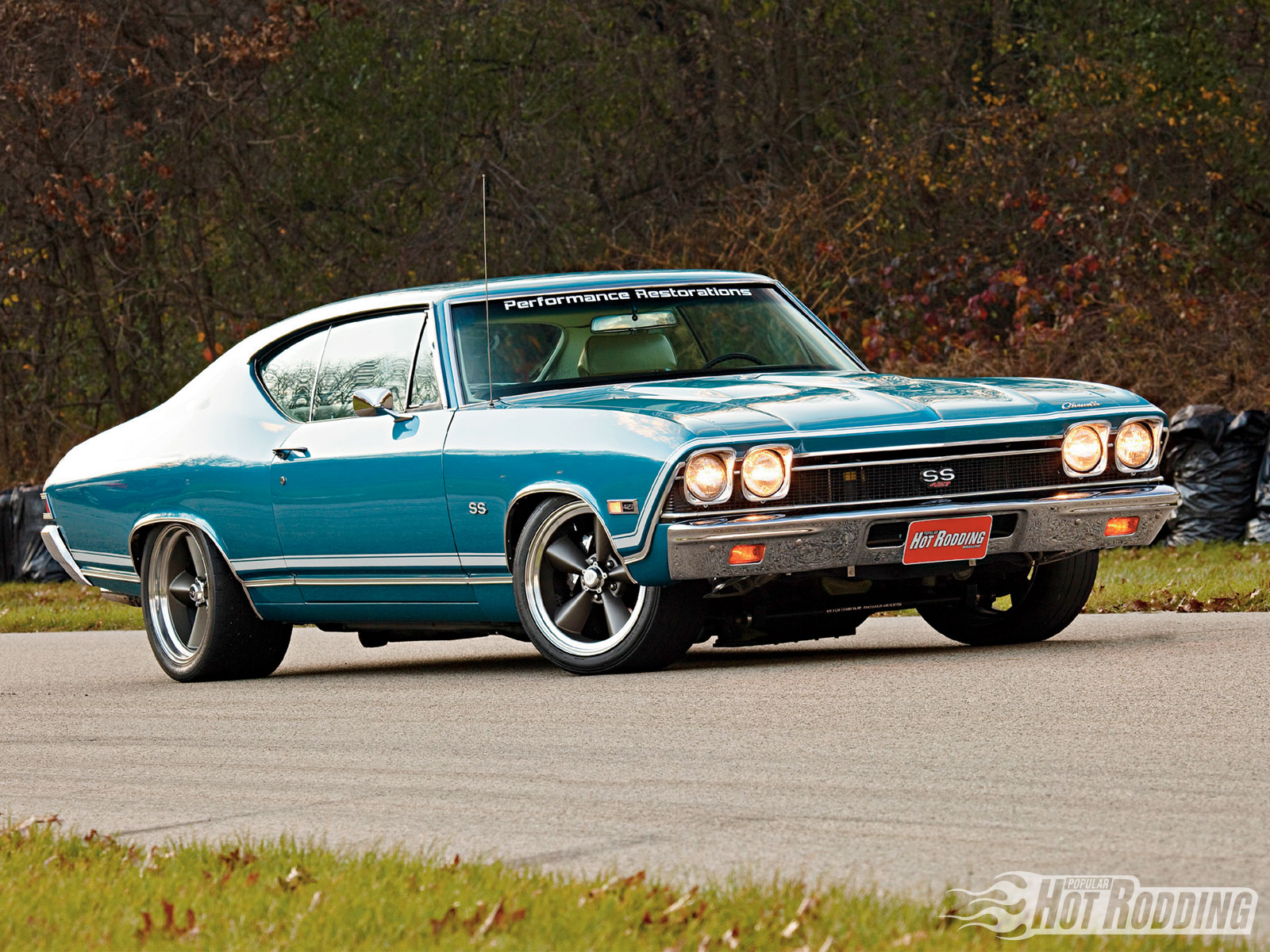 Download Chevelle Muscle Car 1600x1200