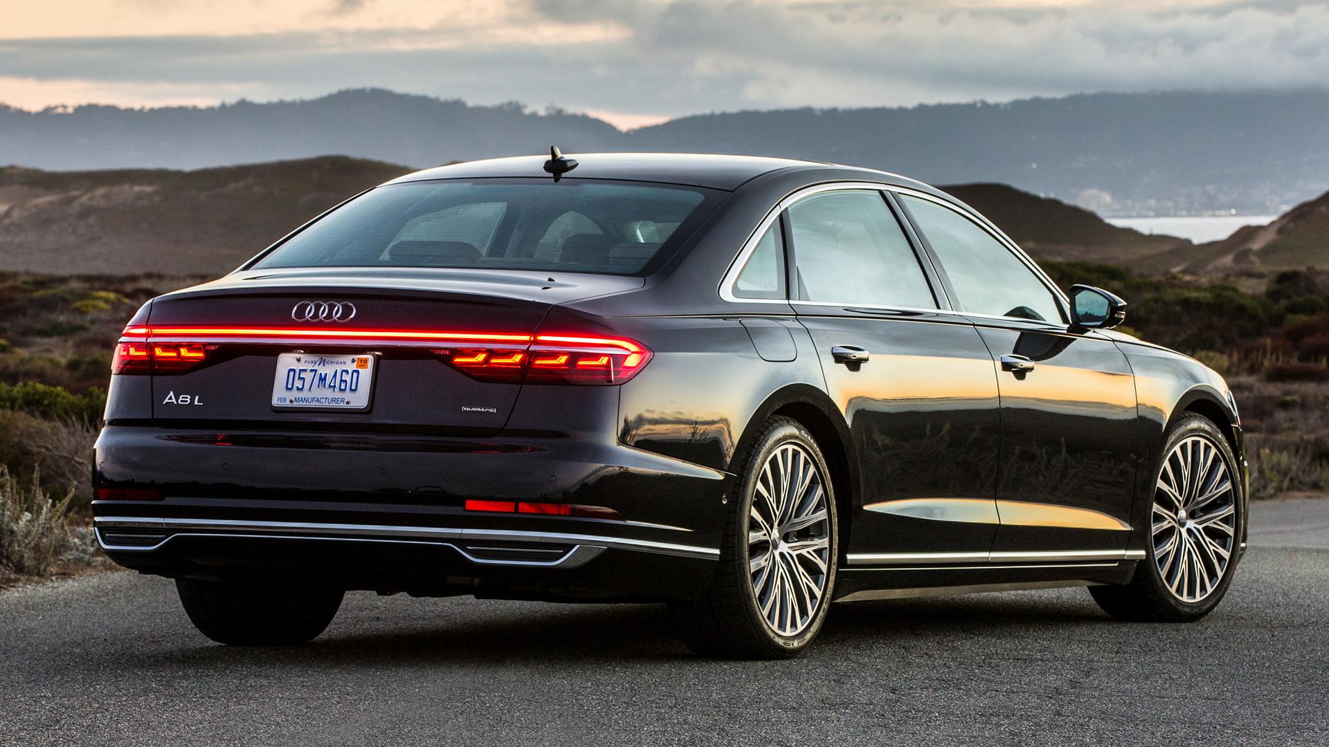 2019 Audi A8 L HD Wallpaper Background Image 1920x1080 ID 1920x1080