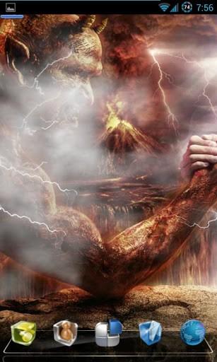 Satan Vs God Wallpaper God-vs-devil-live-wallpaper-1- ...