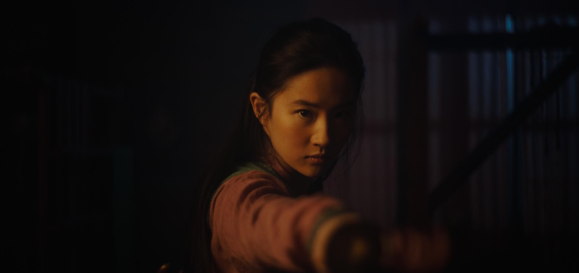 Disney Live Action Remake Mulan Unveils 14 New Images Poster 2277x1076