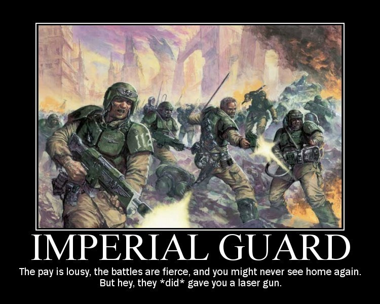 Imperial Guard image   Warhammer 40K Fan Group   Mod DB 750x600