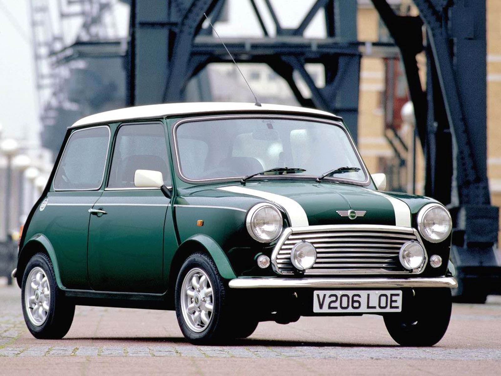 wallpapers Mini Cooper Classic Car Wallpapers 1600x1200