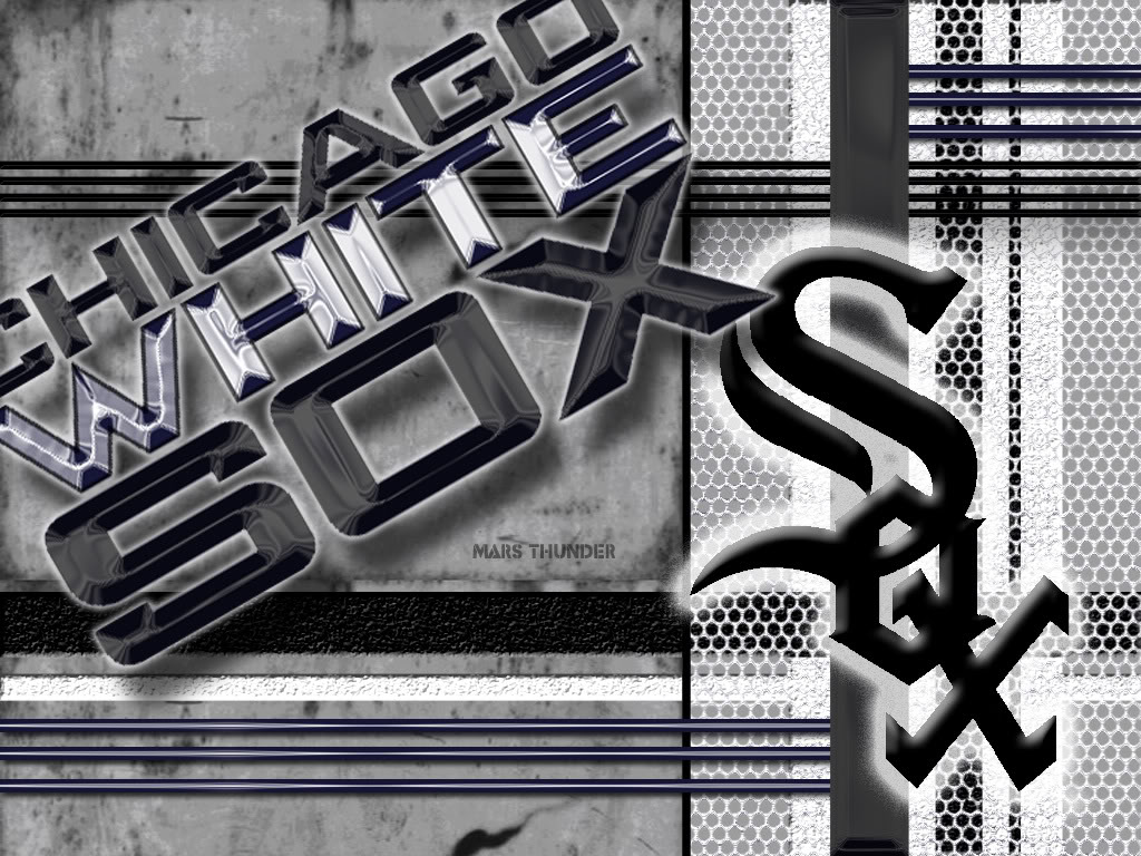 White Sox 2 Mlb Wallpaper Chicago Desktop Background 1024x768