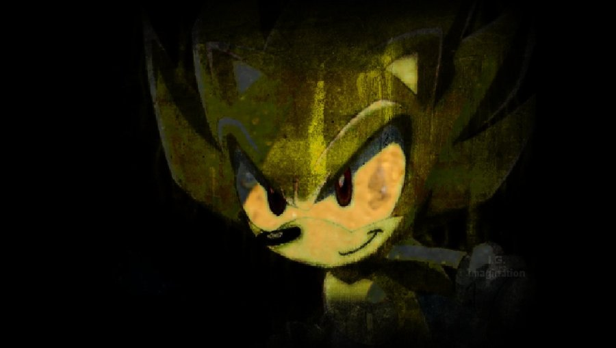 Super Sonic Wallpaper 4 By I G Imagination 900x509
