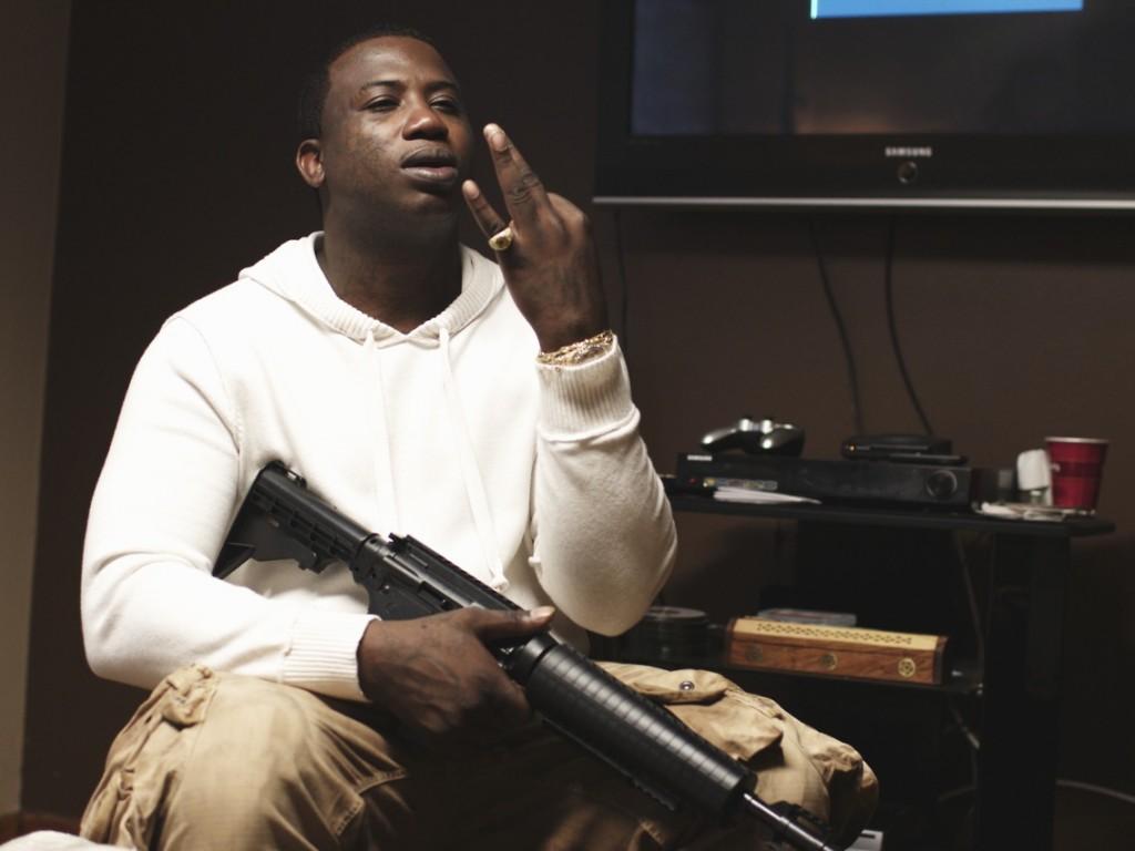 Gucci Mane Gun Rap Wallpapers 1024x768