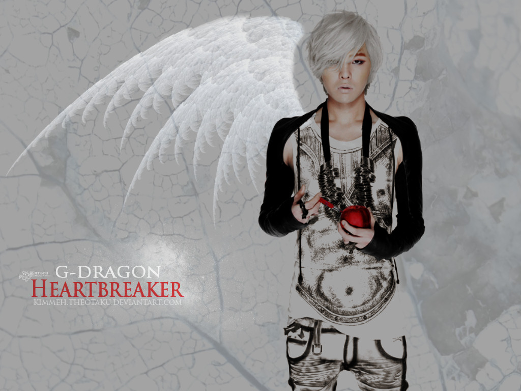 G Dragon Heartbreaker Wallpaper   Viewing Gallery 1024x768