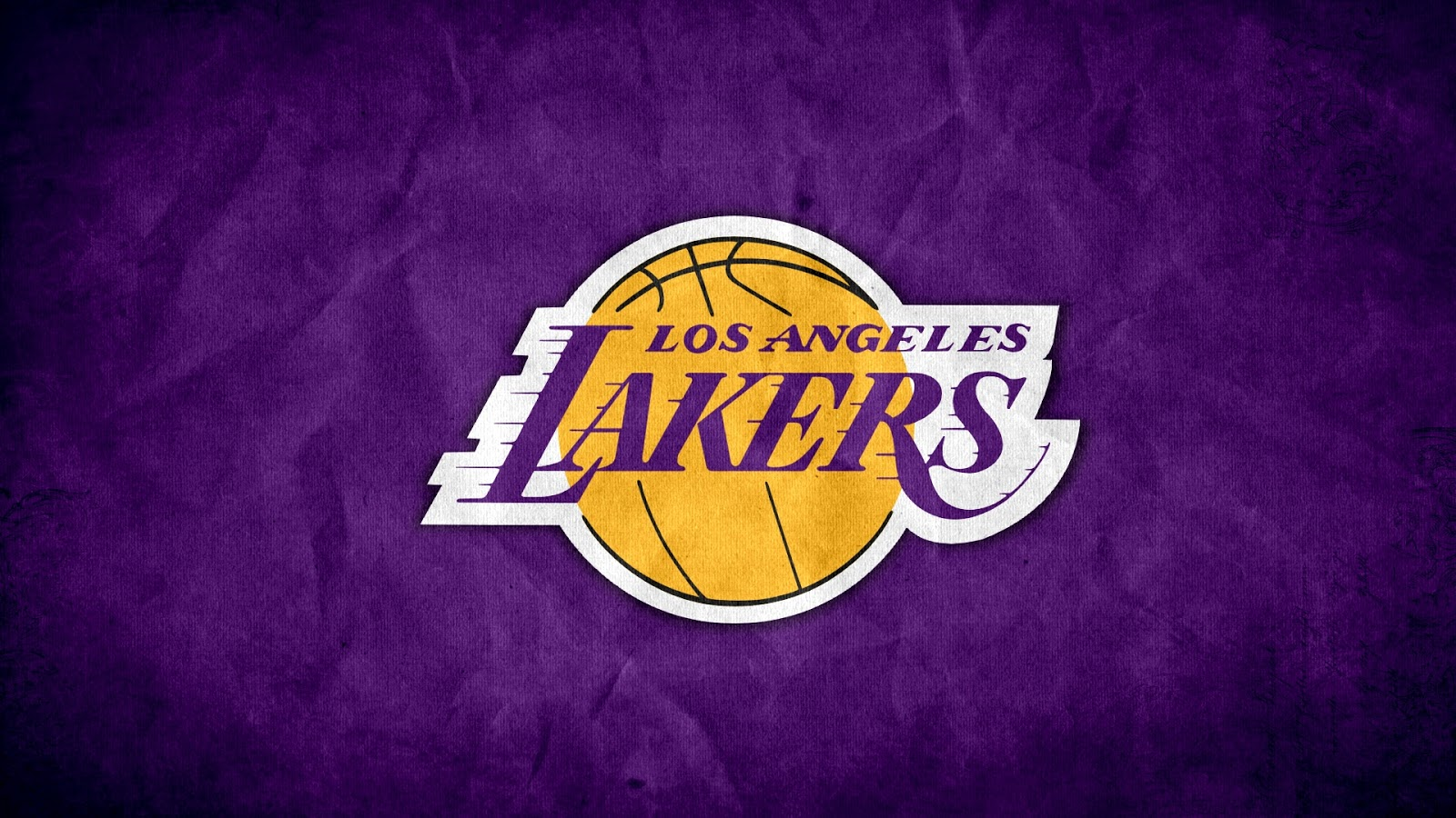 download Los Angeles Lakers Wallpaper HD Wallpaper 1600x900
