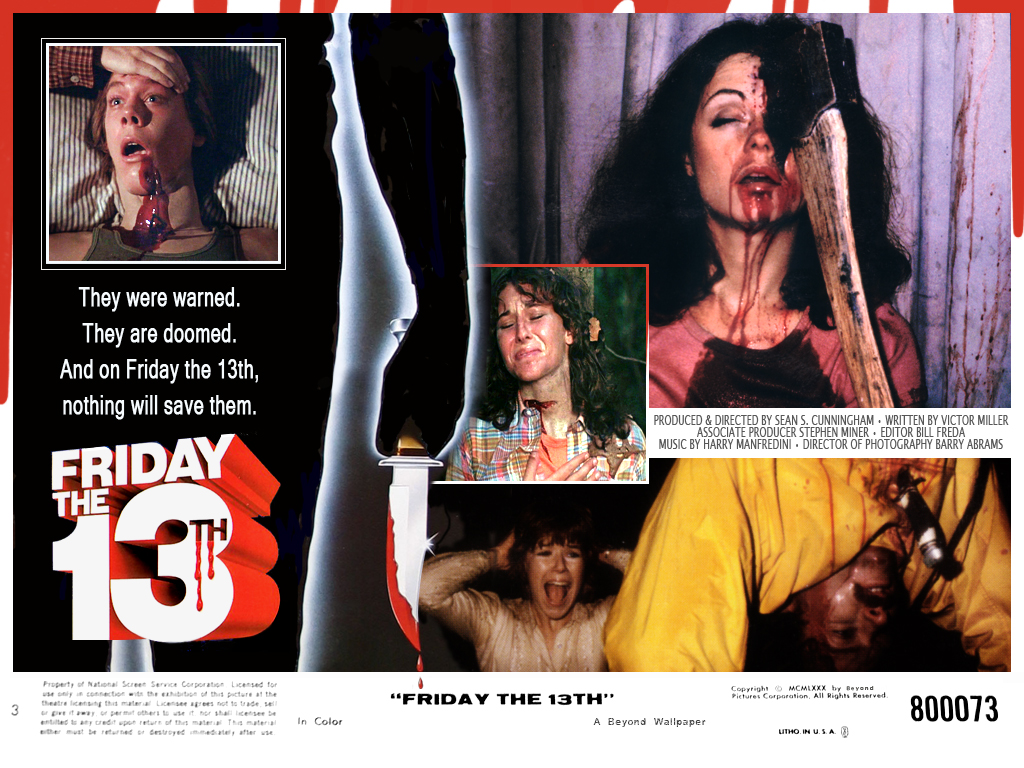80s Horror Friday the 13th 1980 1024x768