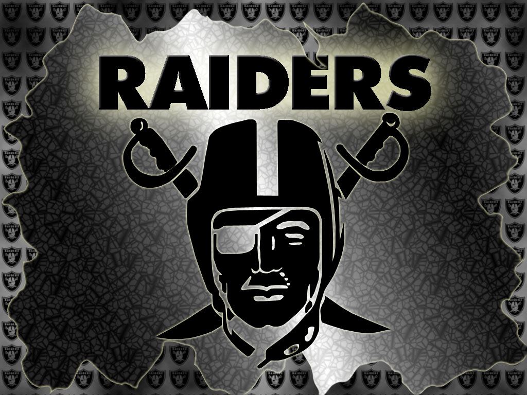 New Oakland Raiders wallpaper background Oakland Raiders wallpapers 1024x768