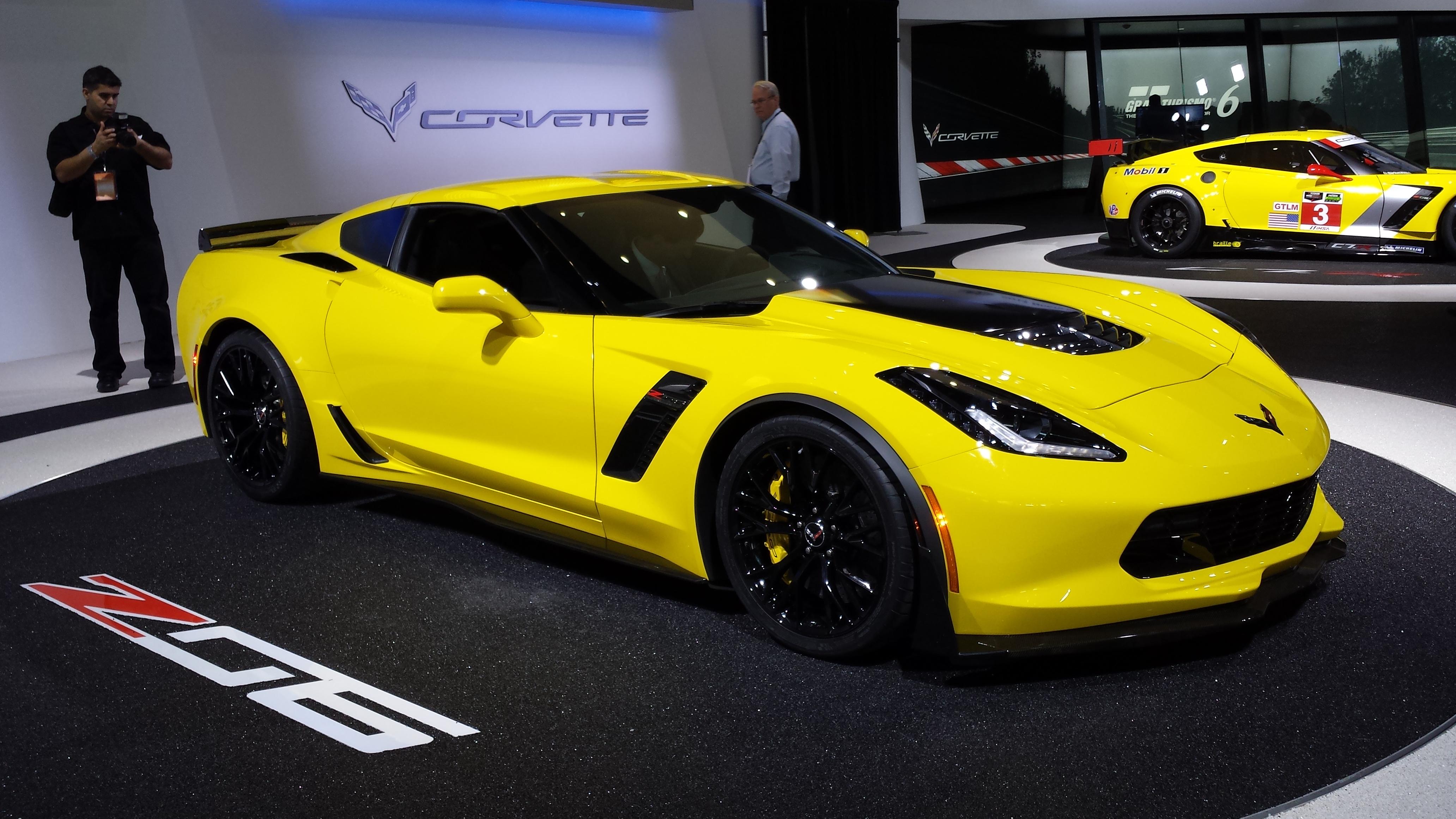 2015 corvette stingray z06 hd desktop wallpaper download