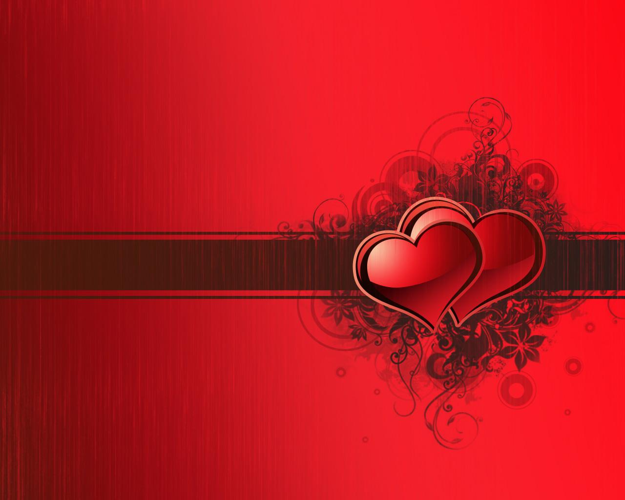 Valentines Day Wallpaper 1280x1024