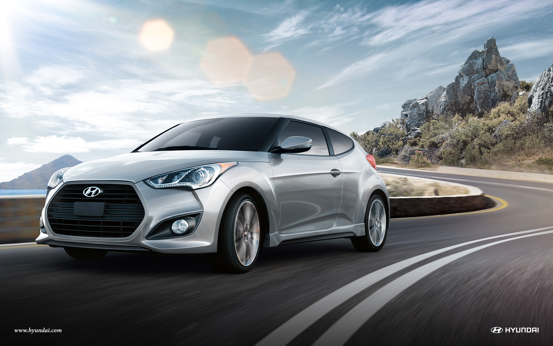 Hyundai Veloster Wallpapers Download ZF4BY57 WallpapersExpertcom 1920x1200