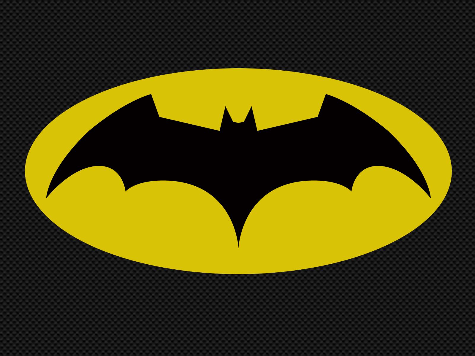 Batman Logo Batman Logos Batman Logo Pictures Batman 1600x1200