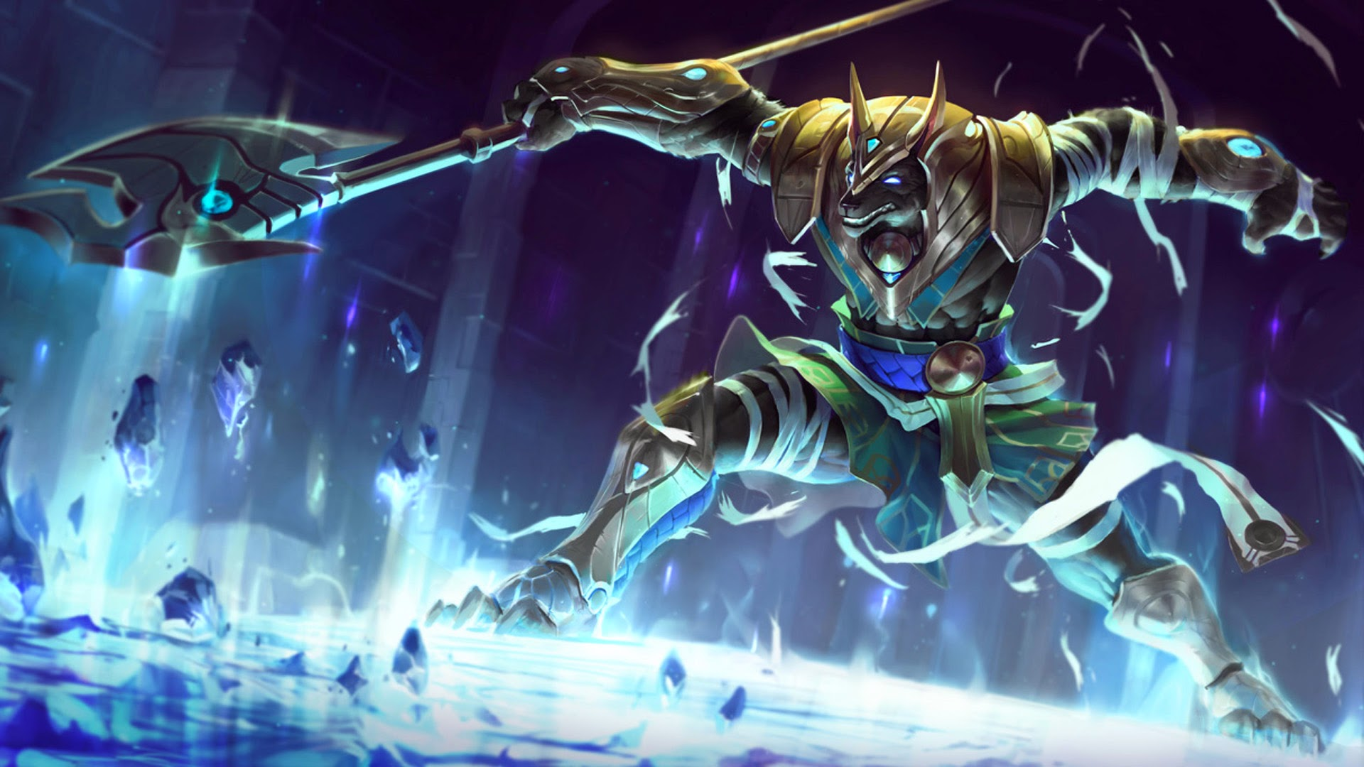 Free Download Nasus League Of Legends Lol Champion Hd