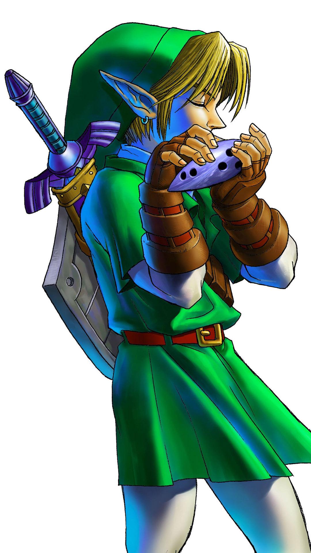 Free Download Hd Legend Of Zelda Link Mobile Phone