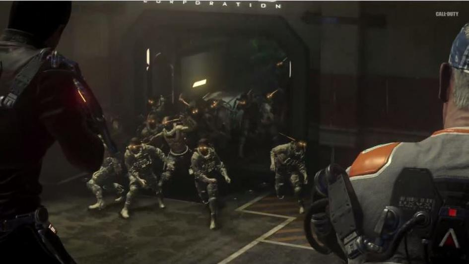 Check out the trailer for Call of Duty Advanced Warfare Exo Zombies 945x532