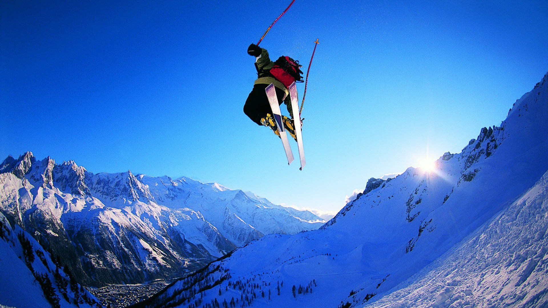 Snow Skiing Wallpapers   Top Snow Skiing Backgrounds 1920x1080