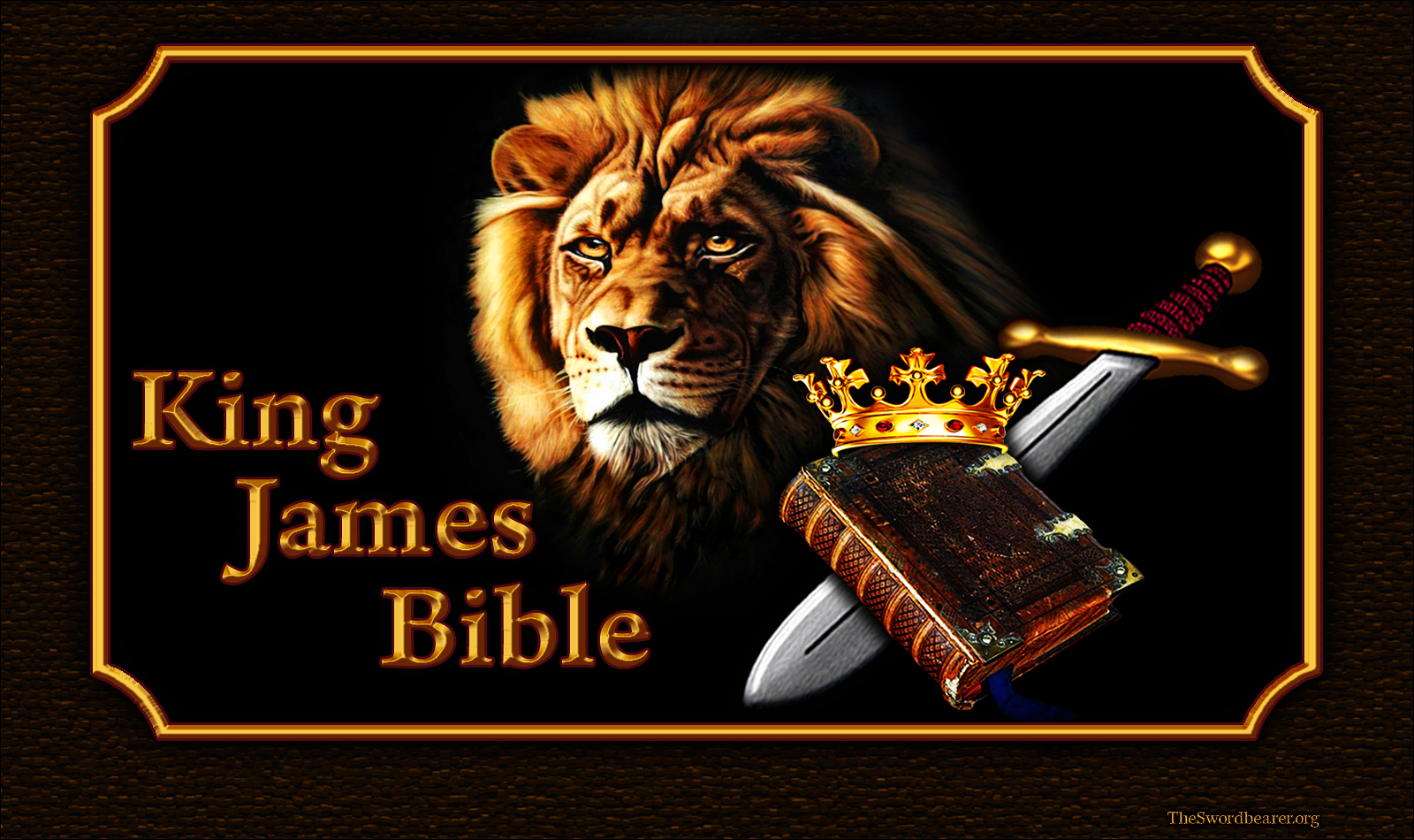 King James Bible wallpapers 1600x950