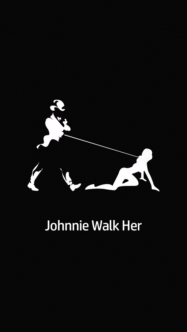 Johnnie Walker Funny iPhone 5 Wallpaper iPod Wallpaper HD 640x1136