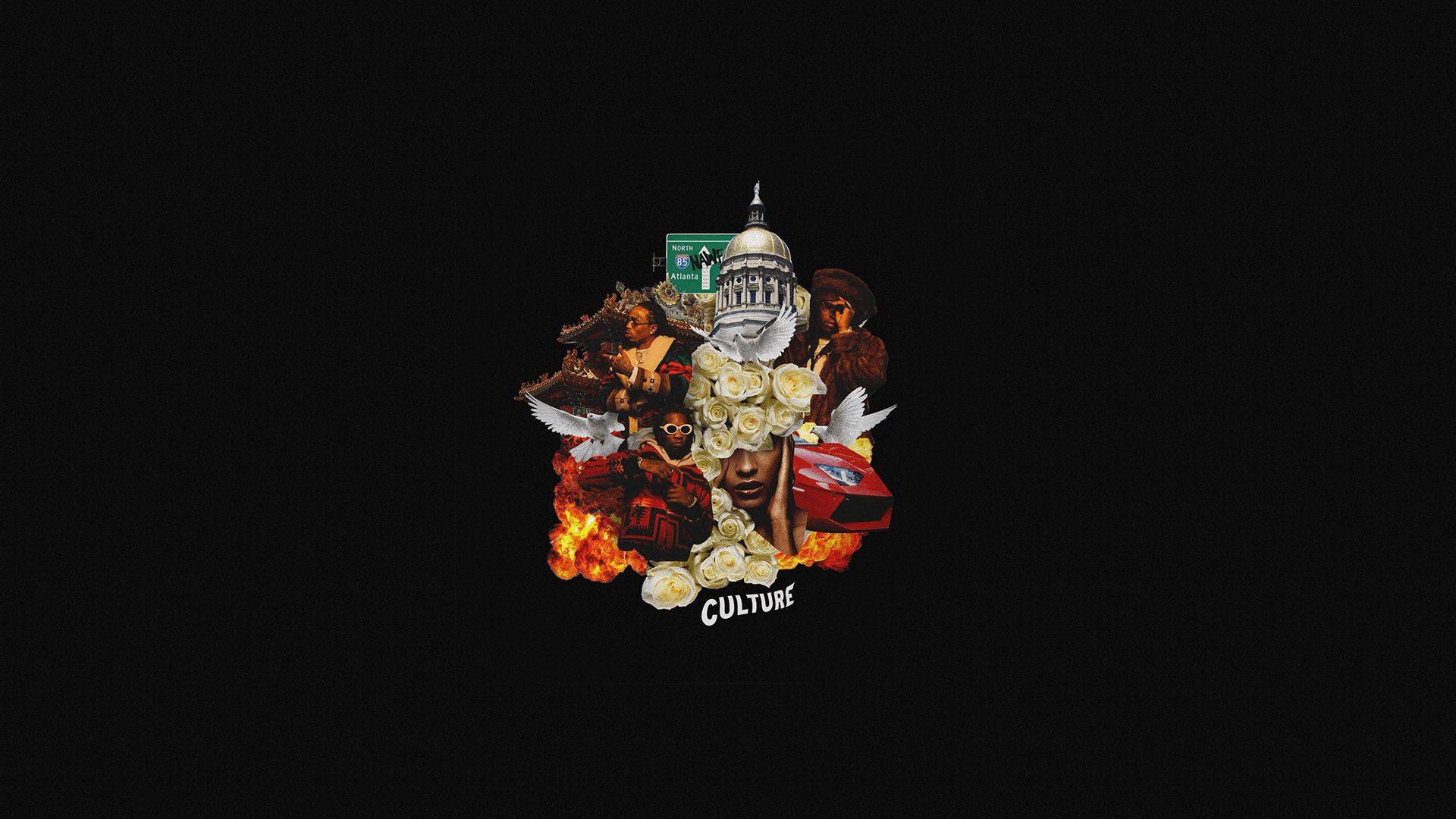 Migos Culture Album Wallpapers   Top Migos Culture Album 1920x1080