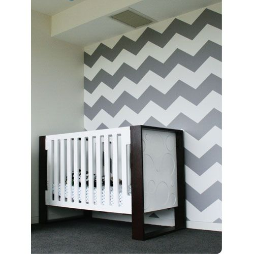 Chevron Removable Wallpaper Grey LL Carters Room Pinterest 500x500