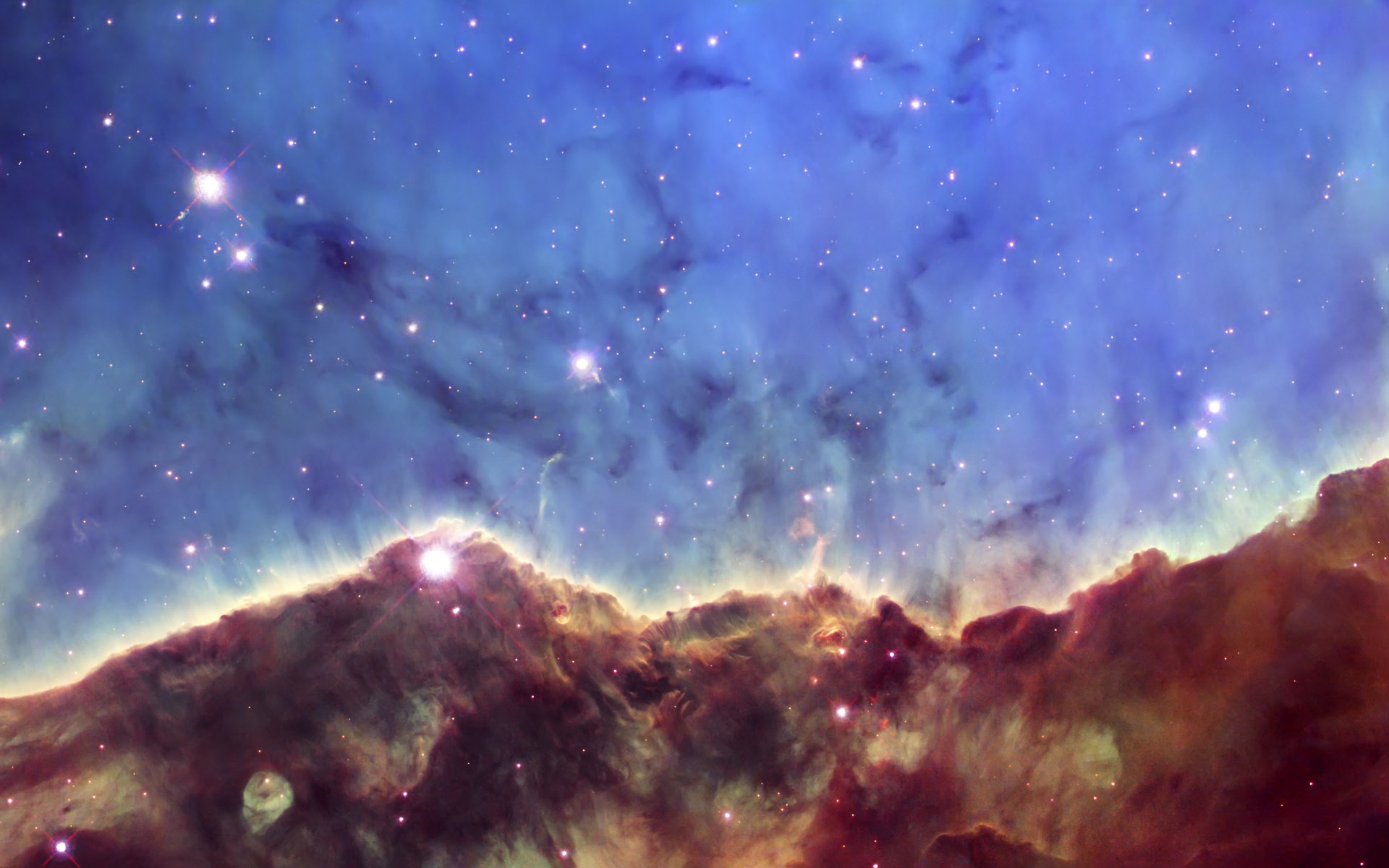 Hubble Telescope Wallpapers HD Wallpapercraft 1920x1200