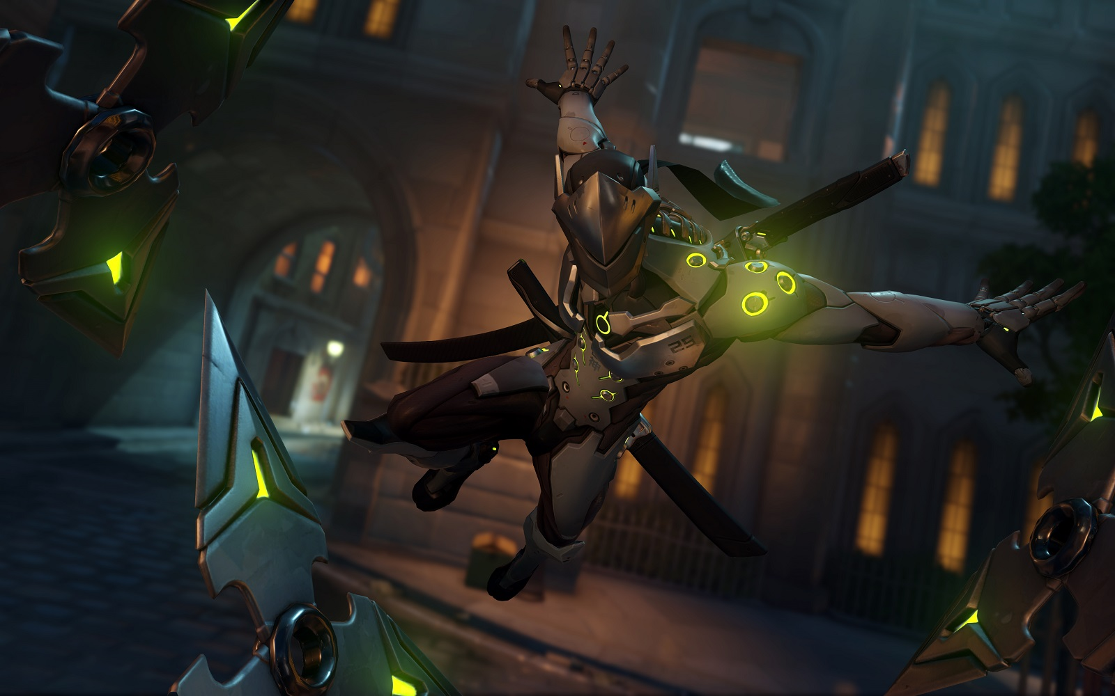 BlizzCon 2015 Overwatchs 3 New Heroes Hollywood Map   MMOGamescom 1600x1000