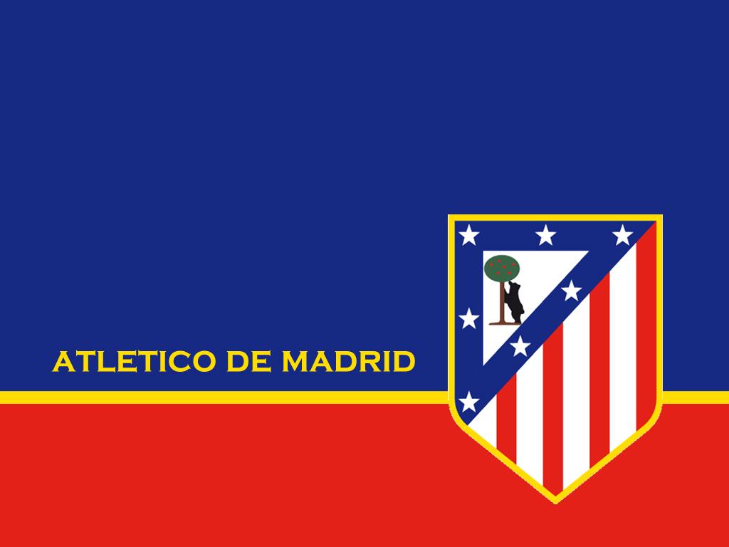 Atletico Madrid Football Wallpaper 1024x768