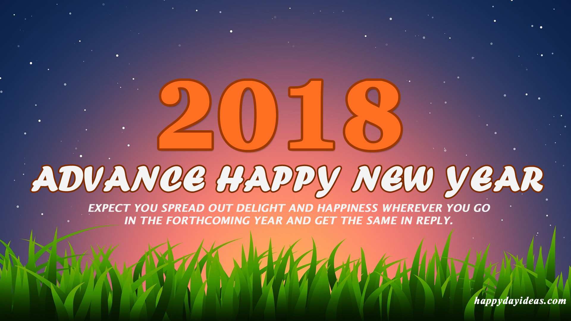 advance happy new year 2018 wallpaper image wishes quotes 1920x1080