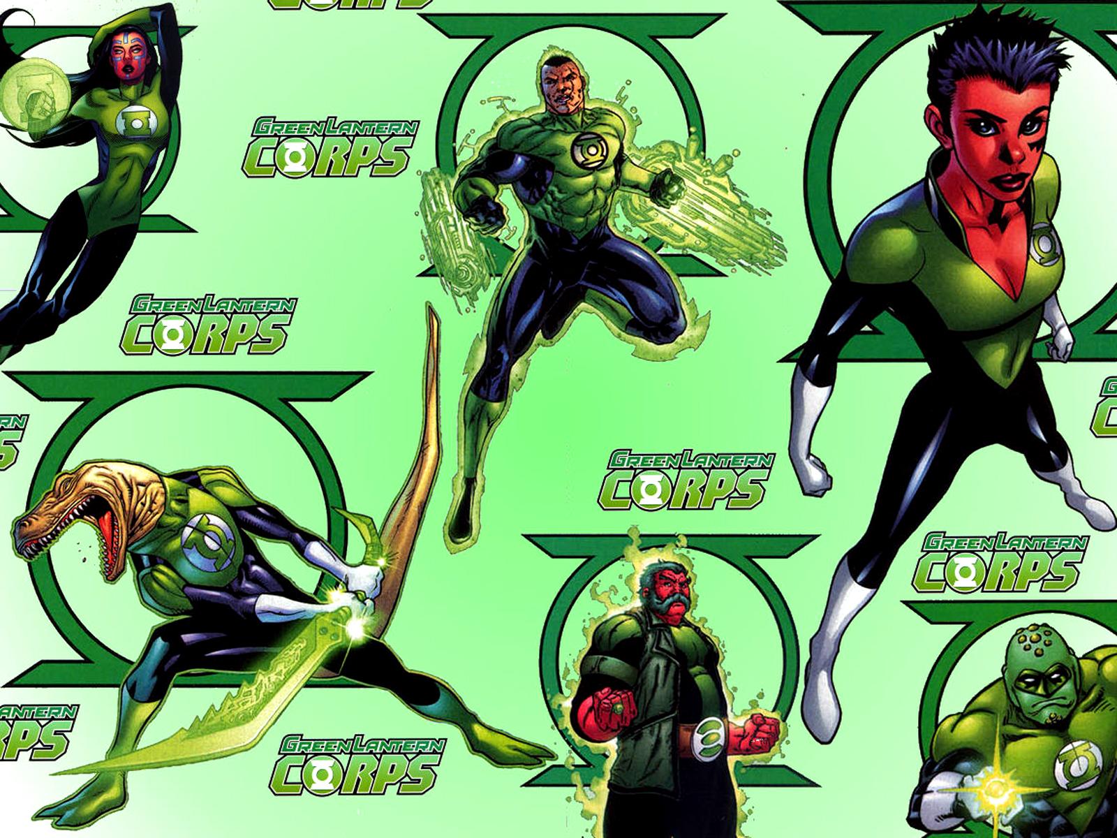 Green Lantern DC Comics HD Wallpaper Desktop Wallpapers 1600x1200