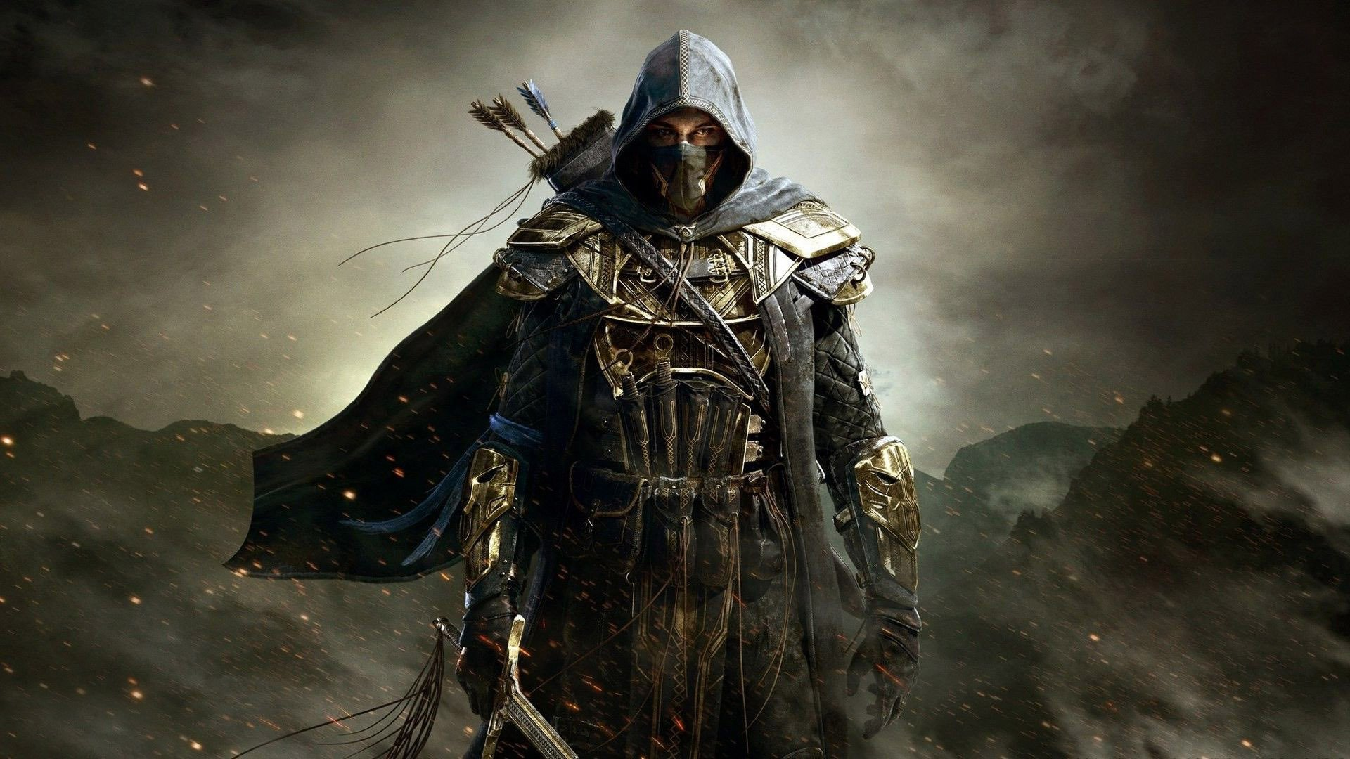 Free Download The Elder Scrolls Online Wallpaper 2 1920x1080 For