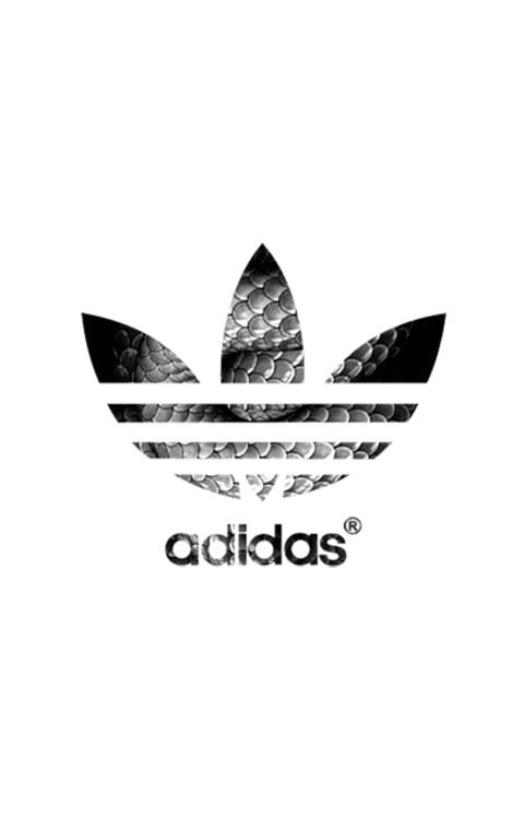Adidas Logo Adidas Wallpaper Pinterest Adidas logo 469x750