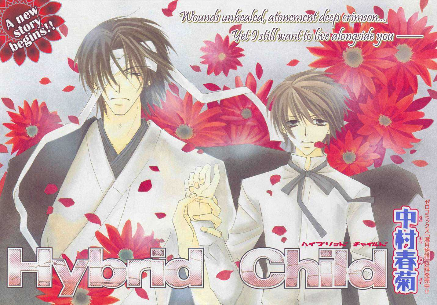 Hybrid Child images Seya and Yuzu HD fond dcran and background 1431x1000