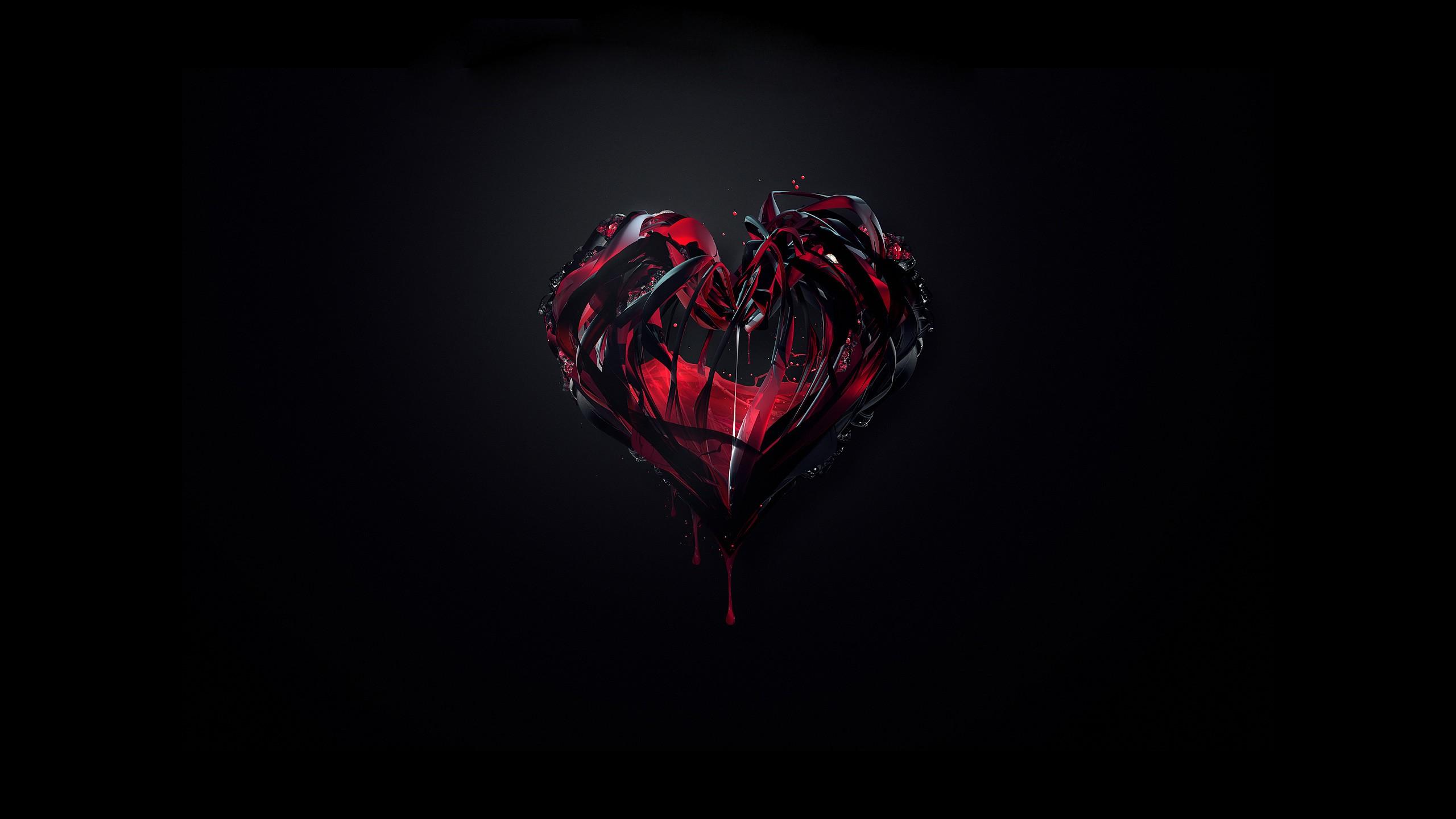 Download Love Black Wallpaper 2560x1440 Wallpoper 385348 2560x1440