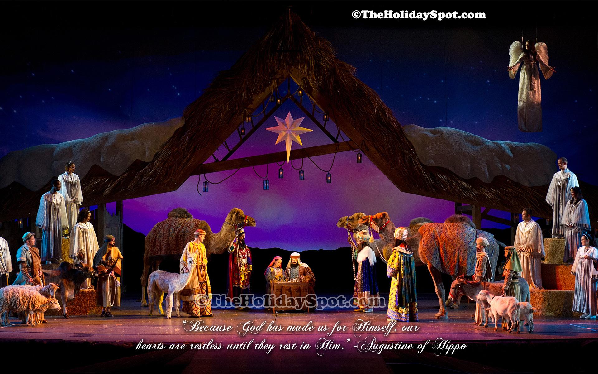 Christmas Jesus Wallpaper - WallpaperSafari