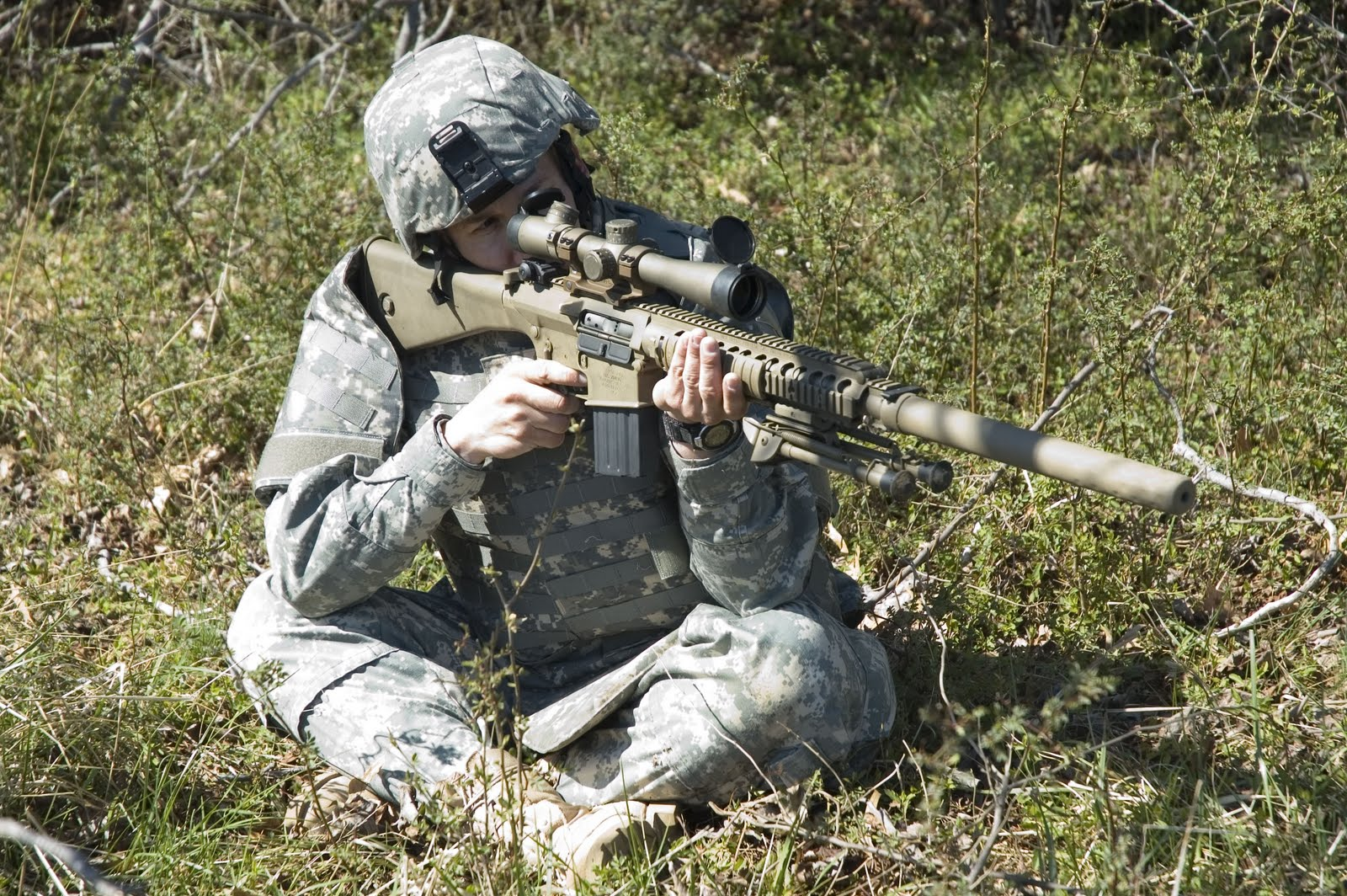 SNAFU US Army is about to shelve the M24 Sniper Rifle 1600x1064