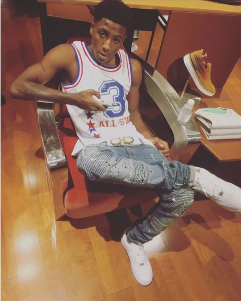 Rapper NBA Youngboy Is Wanted In Connection With A Hit And 821x1024