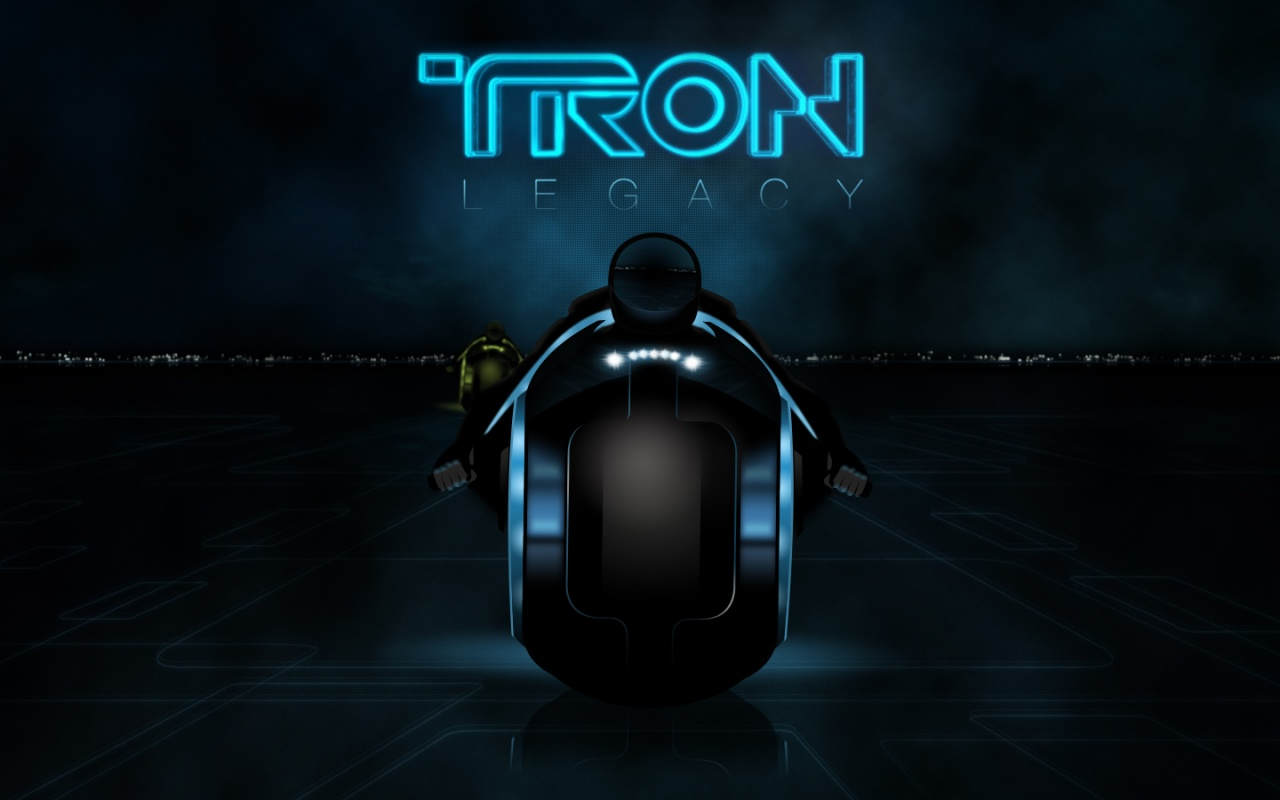 Tron Legacy 2010 Widescreen Wallpapers HD Wallpapers 1280x800