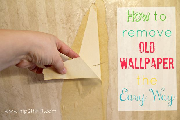 Picture of How to remove wallpaper the easy way 620x413